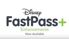 Disney News: FastPass+ Enhancements & More