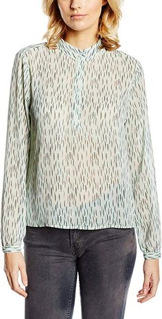 TOM TAILOR Damen Pullover Feminine Volant Sleeve Sweater