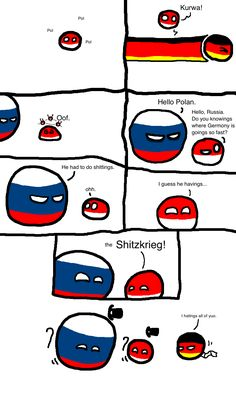 Poland Makes a Joke xD