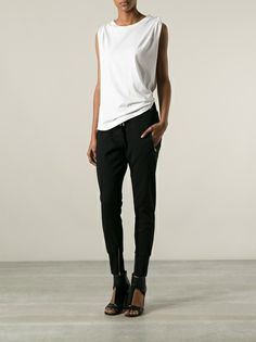 ISABEL MARANT - Tevy trousers 7