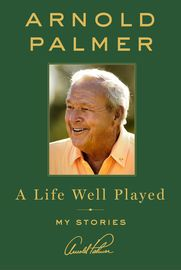 A Life Well Played | http://paperloveanddreams.com/book/1114102840/a-life-well-played | No one has won more fans around the world and no player has had a bigger impact on the sport of golf than Arnold Palmer. In fact, Palmer is considered by many to be the most important golfer in history.Palmer takes stock of the many experiences of his life in A Life Well Played, bringing new details and insights to some familiar stories and sharing new ones. Palmer has had tremendous success but is most…