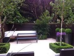 courtyard patio designs uk - Google Search