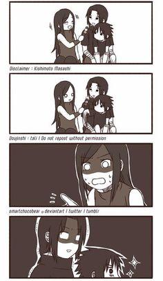 Me siento identificada con Sasuke v: