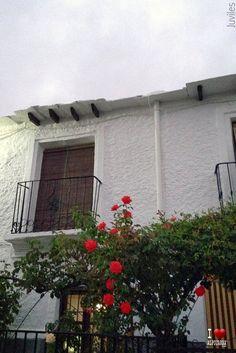 Rincón de Juviles Love, Garage Doors, Outdoor Structures, Outdoor Decor, Home Decor, Amor, Decoration Home, Room Decor, Home Interior Design