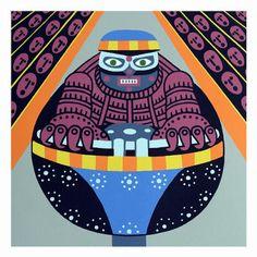 Pavel Brázda - Prodej - Art Galerie - Svetlana & Lubos Jelínkovi Art Gallery, World, Illustration, Cards, Art Museum, Illustrations, The World, Maps, Playing Cards