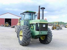 John Deere 8630 tractor salvaged for used parts. This unit is available at All States Ag Parts in Black Creek, WI. Call 877-530-2010 parts. Unit ID#: EQ-24618. The photo depicts the equipment in the condition it arrived at our salvage yard. Parts shown may or may not still be available. http://www.TractorPartsASAP.com