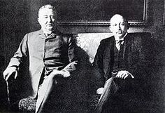 Cecil Rhodes and Alfred Beit as pictured here were two British leaders in the Raid of Jamestown in South African Republic. This area was ripe with gold, and British people wanted it. Eventually, Jameson raiders exchanged fire with the Boers losing around thirty men in the battle for the gold. This conflict was a failed attempt by the British South Africa Company and the Johannesburg Reform Committee to overthrow the Boer government and seize control of the gold. British People, African History, South Africa, Rhodes, Pictures, 1990s, Men, Battle, Diamonds