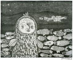 Printmaking - Joana Rosa Bragança