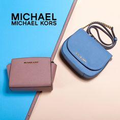 Аккуратные миниатюрные сумочки MICHAEL KORS как нельзя лучше дополнят женственные и романтичные образы! Маленький аксессуар станет финальным штрихом в вашем наряде. Приобретайте в TOPBRANDS! #topbrands #michaelkors #майклкорс #сумка #сумки