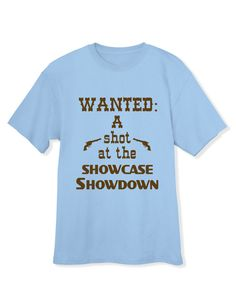 Are you hoping to be called to come on down!? If so, then you have probably already seen The Price is Right and are aware that one of the best chances of getting called to contestant row is to have a fun custom shirt! You have come to the right place to get your high quality, custom