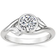 Terra Diamond Ring #BrilliantEarth #Wisteria