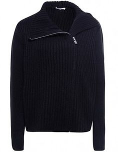 Women's Helmut by Helmut Lang Chainette Zip Cardigan on shopstyle.co.uk