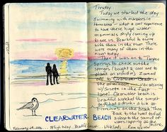 Clearwater Beach by pedalpower, via Flickr