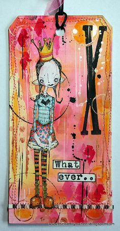Tag - whatever! by thekathrynwheel, via Flickr