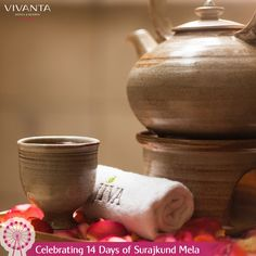 #Day10  Watch the science of life come alive in the form of Ayurvedic therapies at Vivanta by Taj - Surajkund.  #VivantabyTaj #Surajkund #Ayurveda #Therapy
