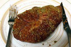 How to Cook a Lamb Steak - Steak Recipes Lamb Recipes Oven, Lamb Steak Recipes, Grilled Steak Recipes, Meat Recipes, Cooking Recipes, Dinner Recipes, Healthy Recipes, Lamb Steak Marinade