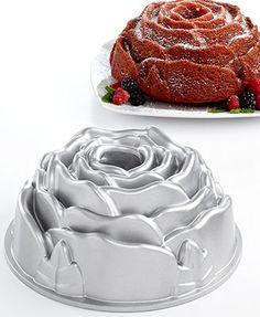 Nordicware Rose Bundt Pan