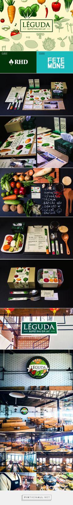 Leguda - Dalat Vegetables on Behance