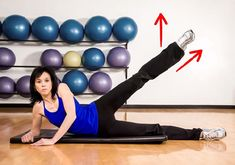 10 Exercises to Obtain a Thigh Gap That Will Only Take 10 Minutes a Day - Mr Healthy Team Magazine Leg Toner Workout, Butt Workout, Health And Fitness Expo, Fitness Workout For Women, Knee Exercises, At Home Workout Plan, Fat Burning Workout, Easy Workouts, No Equipment Workout