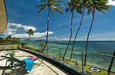 Beachfront (Oahu)...just need 16.95 Million!