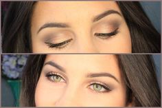 Urban Decay Naked 2 Tutorial!