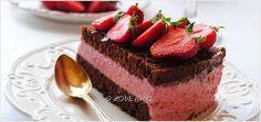 Archiwa: Truskawki - Page 7 of 18 - I Love Bake Pavlova, Cheesecake, Ricotta, Food And Drink, Sweets, Cookies, Google, Crack Crackers, Gummi Candy