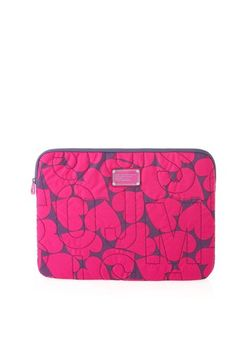 Marc by Marc Jacobs Pretty Nylon Printed Computer Case