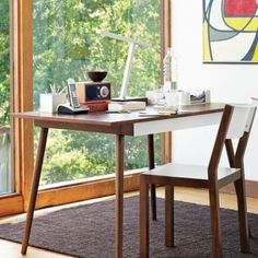 Pratt Desk From West Elm Designed In Collaboration With Insute