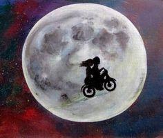 """""""Fly me to the moon"""" Margarita Naka"""