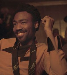 Donald Glover celebrated the news of his casting of Lando Calrissian in Solo: A Star Wars Story in true Lando fashion -- like only Lando can! Donald Glover, Best Star Wars Quotes, Saga, Billy Dee Williams, Star Wars Meme, Lando Calrissian, Star Wars Wallpaper, Childish Gambino, Star Wars Party