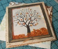 My first shaker card...more details at my blog. http://cutbyconnie.blogspot.com/2010/11/autumn-falling-leaves-shaker-card.html