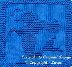 Knitting  Cloth Pattern    MERMAID  PDF