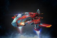 Heavy Aircraft by AstIIL | Transport | 3D | CGSociety