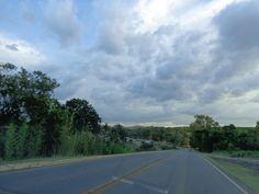 no caminho... em Minas Gerais