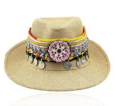 Ibiza hoedje- Ibiza hat- my jewellery c0dc96112ce