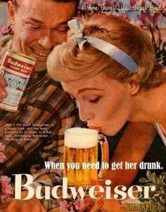 Oh goodness... Budweiser you cheeky sum'bitch.