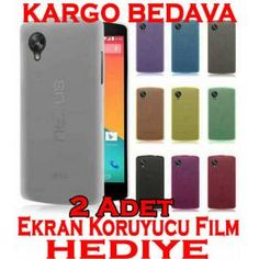LG NEXUS 5 KILIF 0.2 MM ULTRA İNCE KAPAK  12,75 TL Leather Case, Pu Leather, Google Nexus, Cell Phone Accessories, Pouch, Iphone, Cover, Ebay, Online Shopping