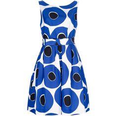 P.A.R.O.S.H 'Ivonne' dress ($740) ❤ liked on Polyvore