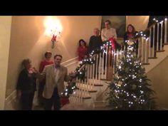 Christmas Party Flash Mob