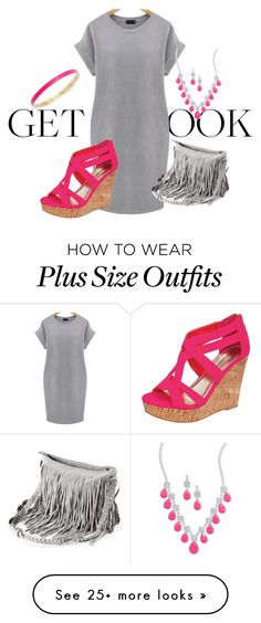 """Plus Size Style Under $150.00"" by jamink on Polyvore featuring Kate Spade…"