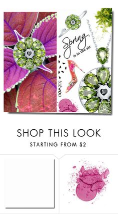 """""""Spring is the blooming time, get a totwoo and bloom with it"""" by totwoo ❤ liked on Polyvore featuring floral, WearableTech, totwoo and smartjewelry"""