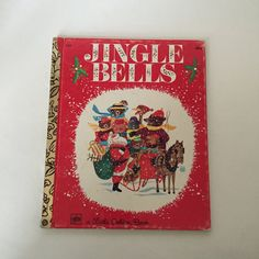 JINGLE BELLS A Little Golden Book 1973 553 49 by TheBrownPear