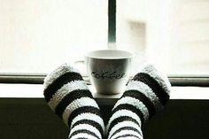 coffee and fuzzy socks kinda day