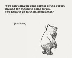you said it pooh