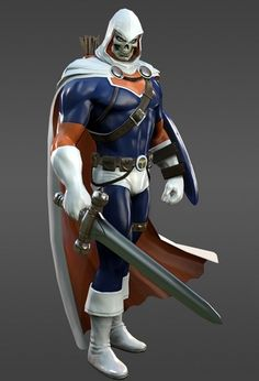 Task Master (Marvel Heroes Online)