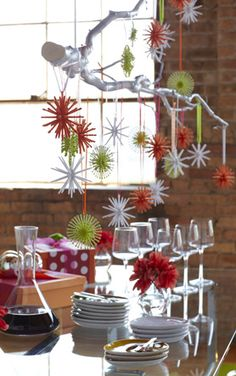 holiday craft show display pine branch - Google Search