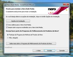 Como instalar e usar o Nero Kwik Media