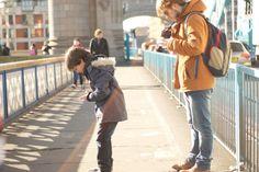 Londres en familia. Tower Bridge