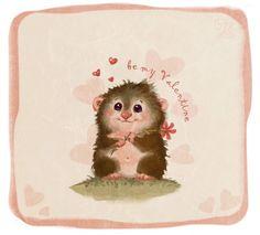 lil cutie big love Big Love, Be My Valentine, My Arts, Teddy Bear, Animals, Animales, Animaux, Teddy Bears, Animal