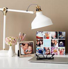 Desktop plaques feat